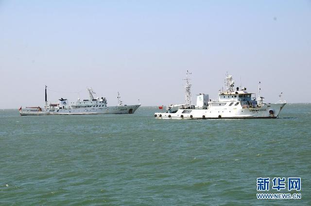 """南麂列岛是中国唯一的国家级贝藻类海洋自然保护区,被誉为""""贝藻王国"""""""