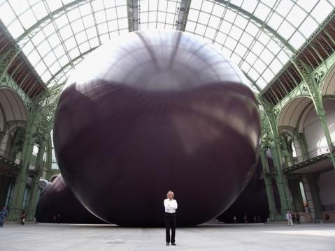 凡尔赛宫在2015年6月举办阿尼什·卡普尔个展