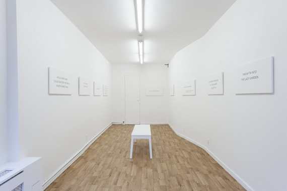 亨利·弗林特(Henry Flynt)个展在纽约举行
