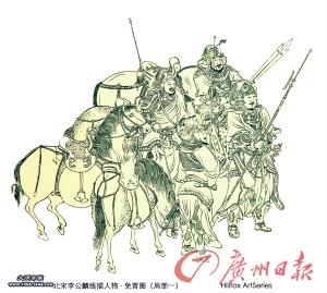 揭秘唐朝士兵的武器配置 全身上下武装到牙齿