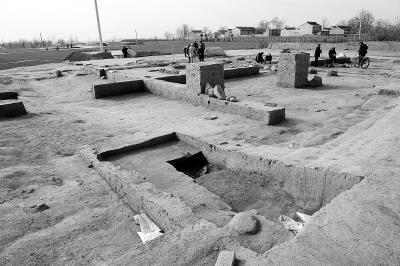 中国首次发掘西周社祭建筑 或为殷遗民亡国之社