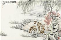 韩必省 2012秋季艺术品拍卖会 仙寿同春