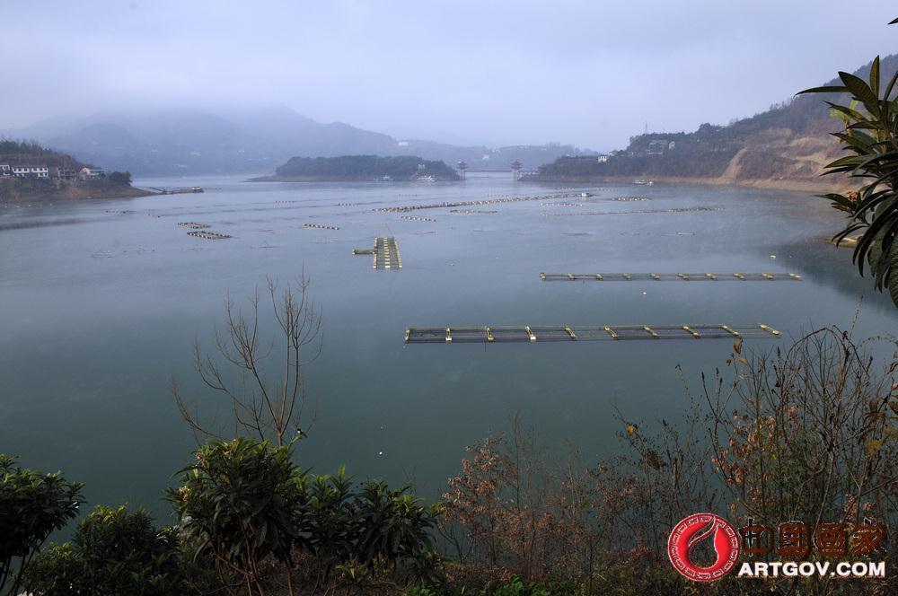 摄影作品-瀛湖
