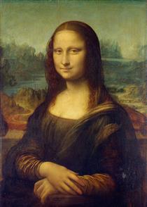 蒙娜丽莎 - mona lisa