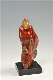 中国石雕艺术大师黄宝庆作品