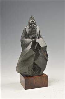 国家一级美术师黄宝庆寿山石作品