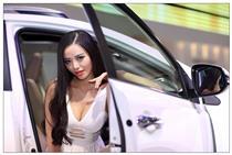2014深圳國際車展 走了去拍車模