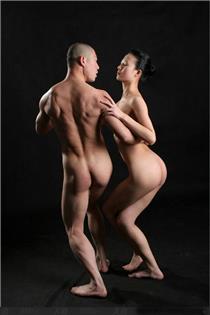 """精选经典男女双人""""顶级人体艺术图""""人体艺术"""