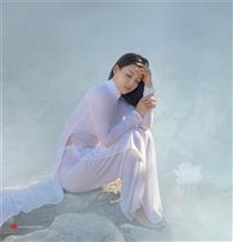Duong人像摄影:越南女人的古典柔情与风韵
