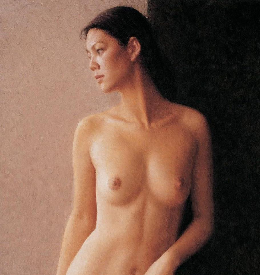 人体之美:2013新媒体人体艺术大展第三期 靳尚谊:人体要的是单纯和宁静