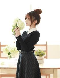 [服饰搭配] [张小奈]做一个安静的女子,我的复古情节