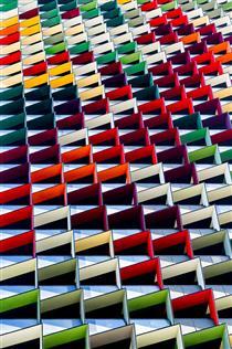 摄影师Jared Lim作品:美妙的建筑图形