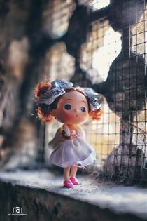 我只是一个迷糊娃娃