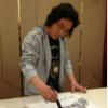 青年画家许波