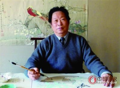 《中国艺术家》 画家 喻继高
