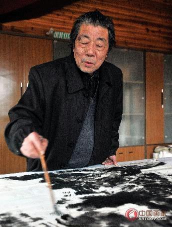 李林洪景德镇陶瓷艺术家瓷板画家