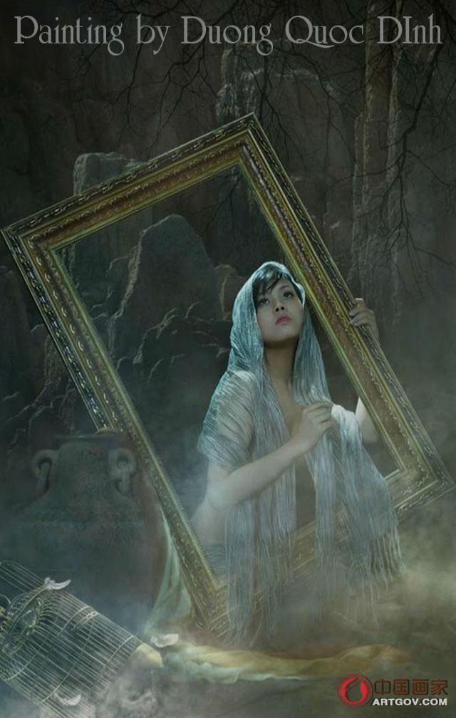 裸体的和非裸体的人体艺术总称 是艺术,不是色!