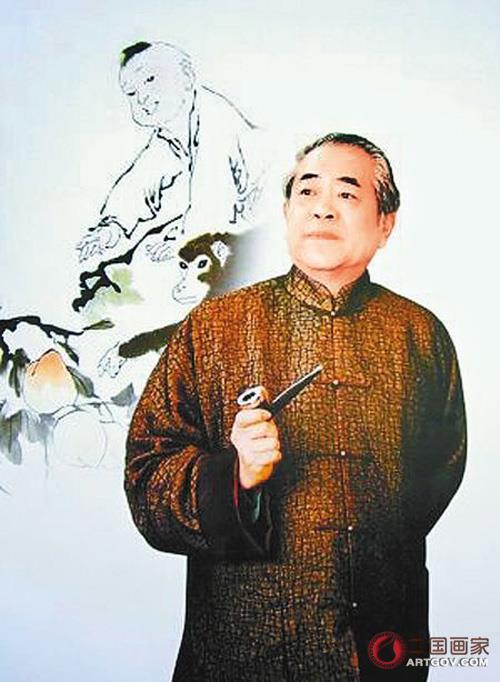 还有一些老先生是能够做到诗、书、画兼能。而当代的中国画画家,往往字都不过关,诗基本不会作
