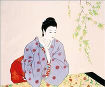 日本浮世绘艺术作品欣赏