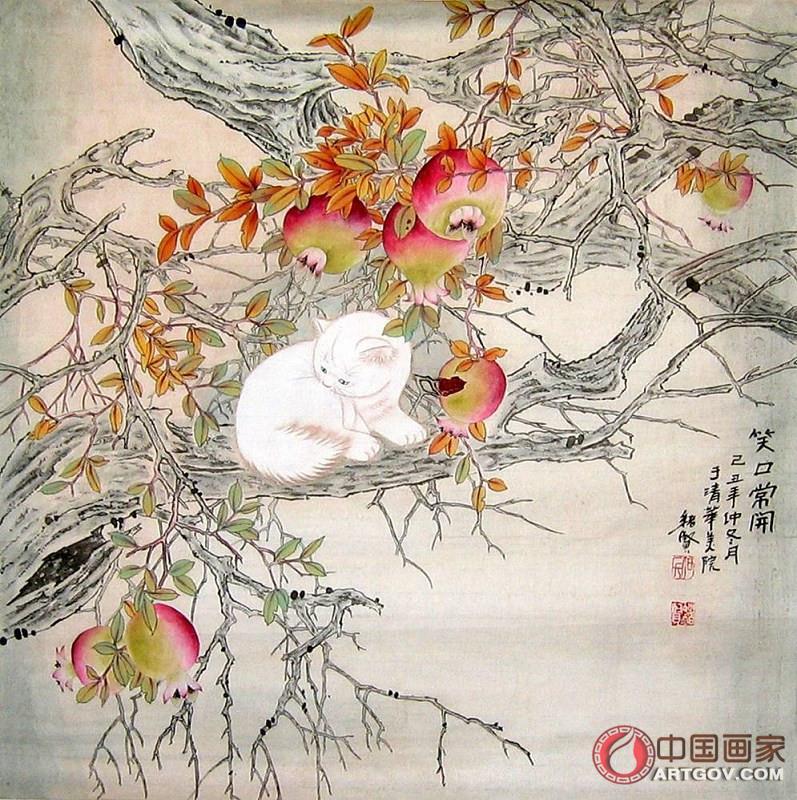 是卢浮宫忽悠中国画家还是中国画家成名心太切