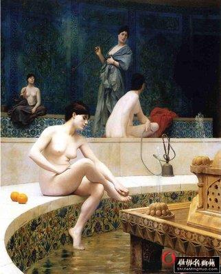 柯罗 法国写实主义画家1796-1875