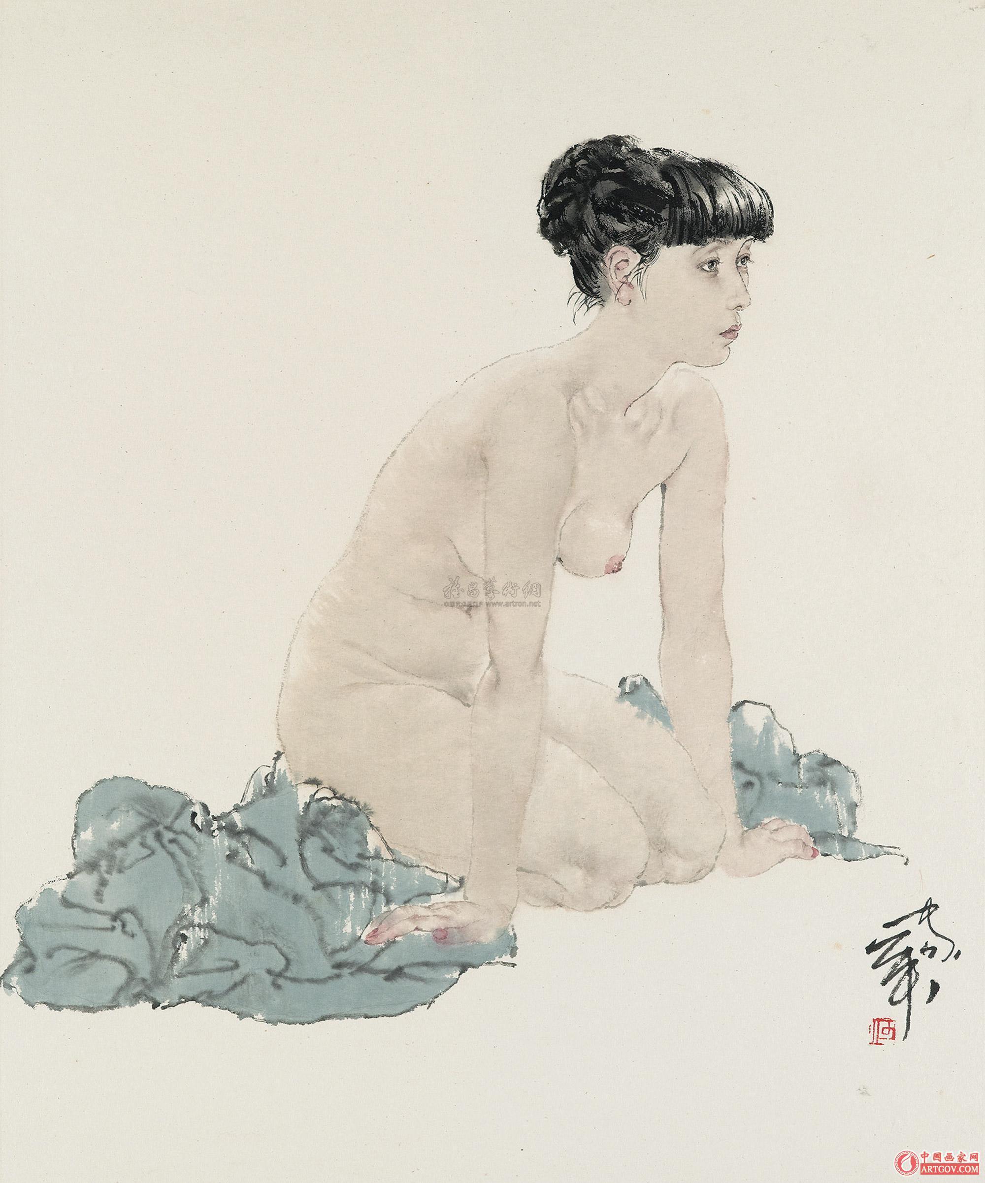 何家英画展将于17日在海南省博物馆展出