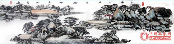 中国艺术家推荐|画家王树青 艺术家王树青
