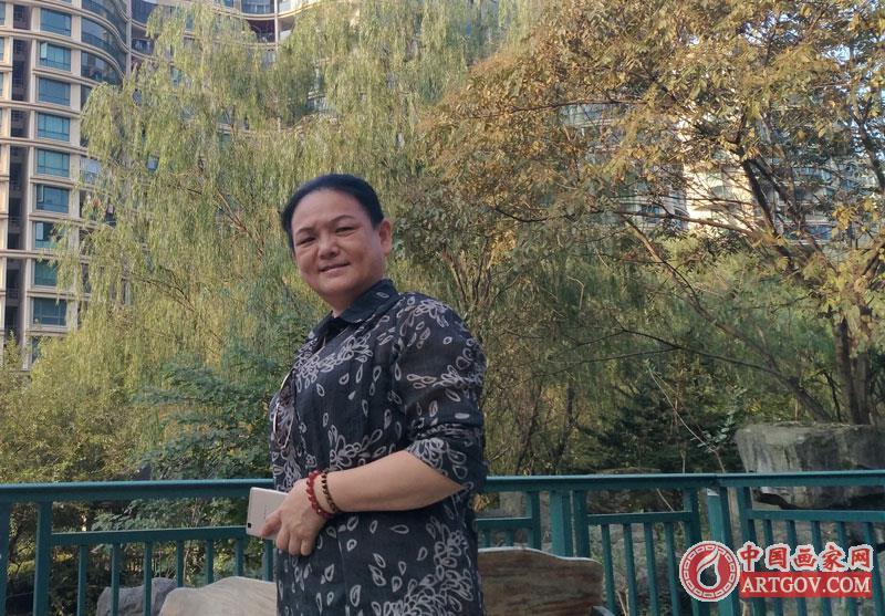 金荣婷女书法家2018新作展示